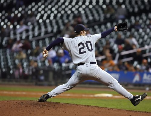 Healthy Pitchers Lead to Winning Teams