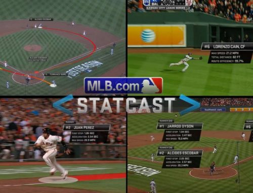 Major League Baseball Statcast 2017