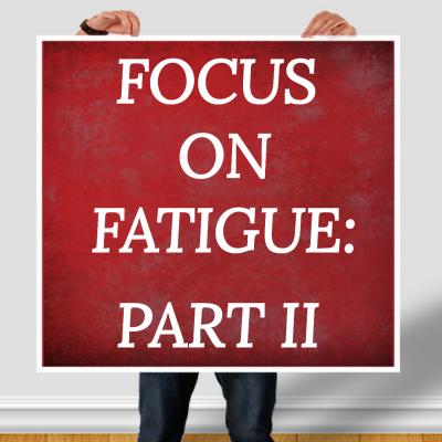 persistent fatigue