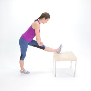 Muscle Stretching Hamstring Exercises