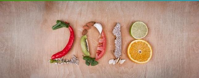 Diet Resolution Week January 1 - 7 2018