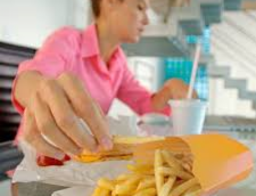 How To Change Unhealthy Eating Habits